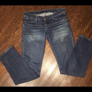 Express Skinny Jeans Sz 0r